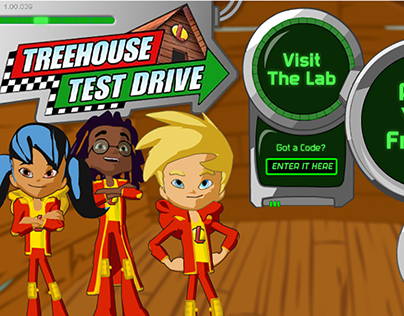 Lunchables - Treehouse Test Drive