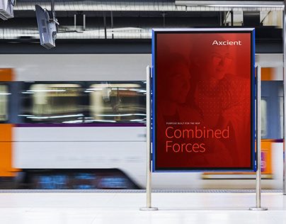 Axcient Rebrand