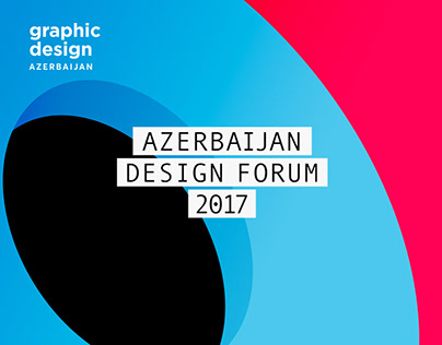 AZERBAIJAN DESIGN FORUM 2017