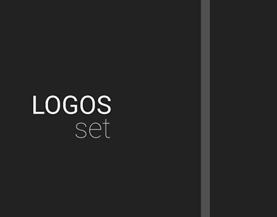 B&W Logos Set 1