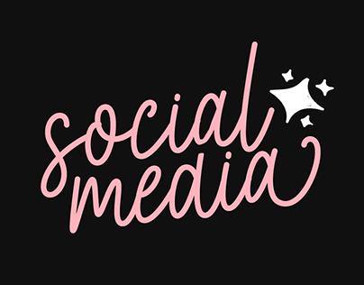 Social media • Cosméticos