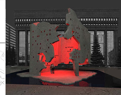 Competition for GULAG victims memorial