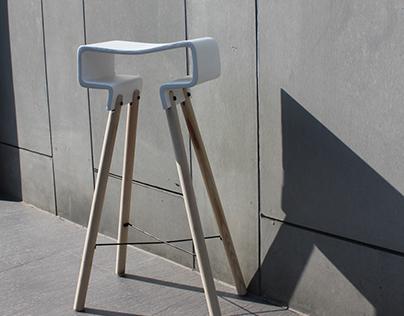 EAVES - stool design