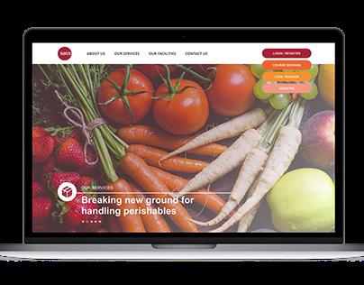 Coolport - Website Redesign