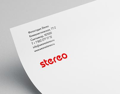 Stereo CGI identity