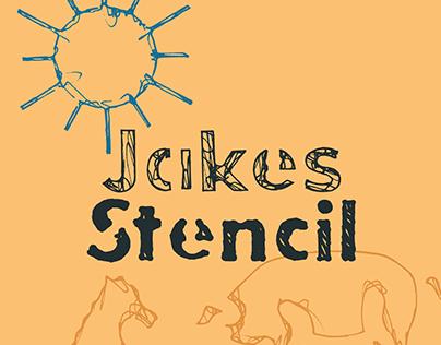 LRC Type - Jakes Stencil (Free)