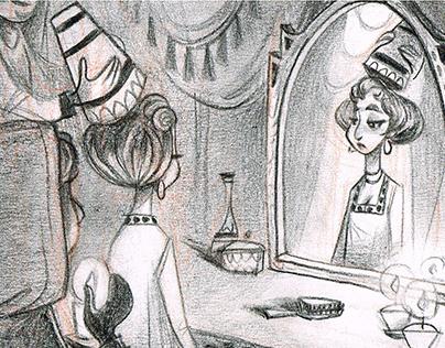 A Persian Princess's Story