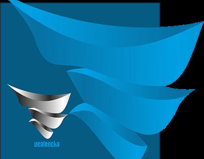 Vealencha Logo Design