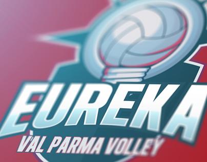 EUREKA VOLLEY // logo