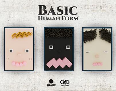 Basic Human Form