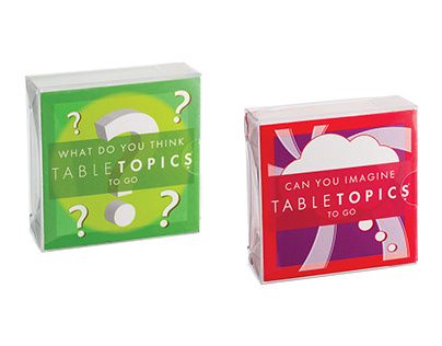 TableTopics ToGo Editions for Kids
