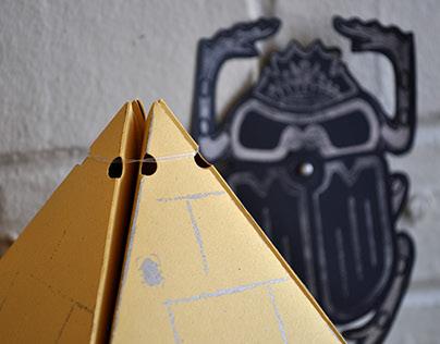 Pyramid Escape Invite
