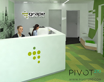 Grape Solutions office