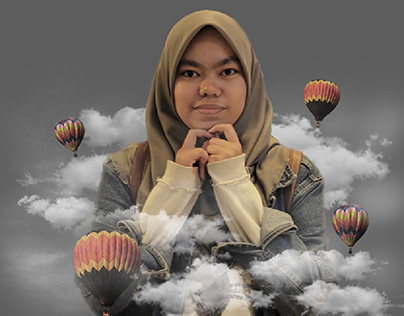 Manipulation air balloon