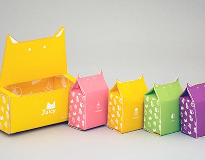 JuicyCat Packaging