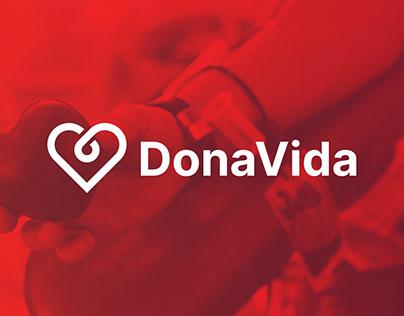 DonaVida Branding y diseño web