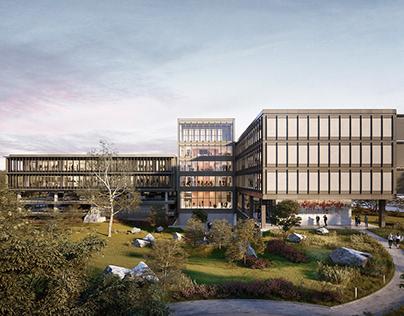 SMUD HQ, Sacramento, CA