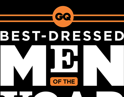 GQ Best-Dressed Men of the year Identity