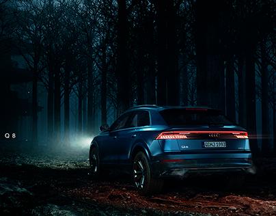 Audi Q8-CGI