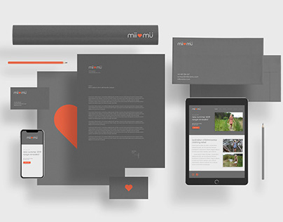 Miilovemu — Brand Identity & Packaging