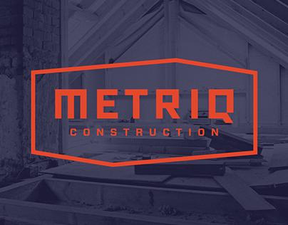 METRIQ | Branding