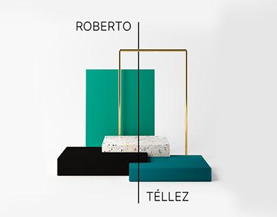 Roberto Téllez - Visual Identity