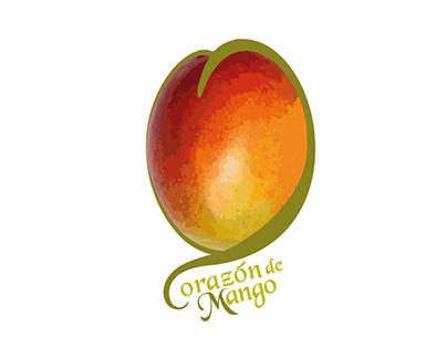 Logo y portadas / Editorial Corazón de Mango / Diseño