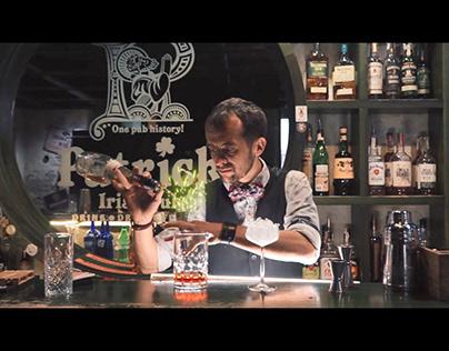 """Рекламный ролик для """"Patrick Irish Pub"""""""