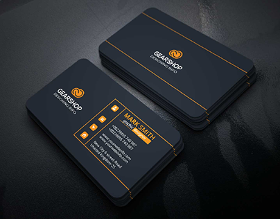 Business card Desgin Idea