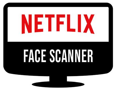 Netflix | Face Scanner