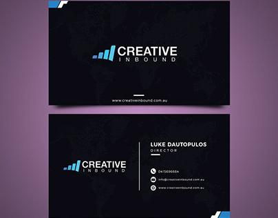 Creative Inbound | Business Card