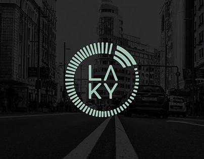 Laky. The Digital Key.