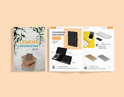 Levent Promosyon Katalog