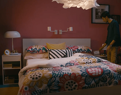 Ikea India - How to get the sleep of your dreams.