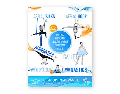 Airwellfit Dance studio