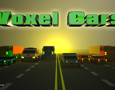 Voxel Cars Videogames