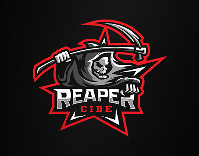 Esport logo Reaper cide