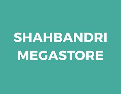 Shahbandri Megastore Logo Design