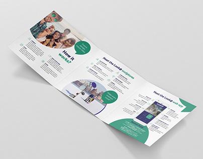 Look@ - Brochure design