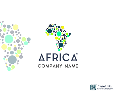 africa logo   for sale