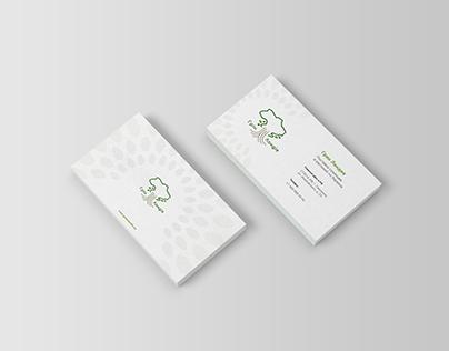 ГрінЛандія - лого для логистической компании