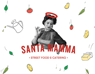 Santa Mamma → Identity