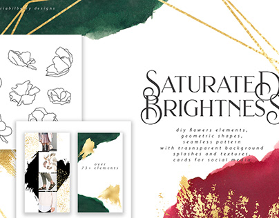 Saturated Brightness