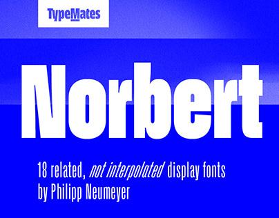Norbert - by Philipp Neumeyer