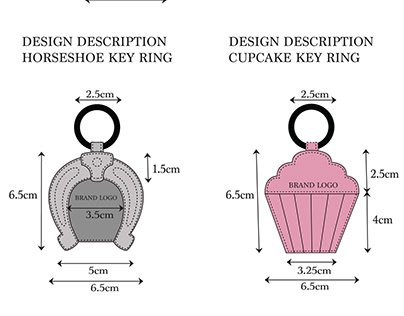 Technical Drawing-Small Leather Goods