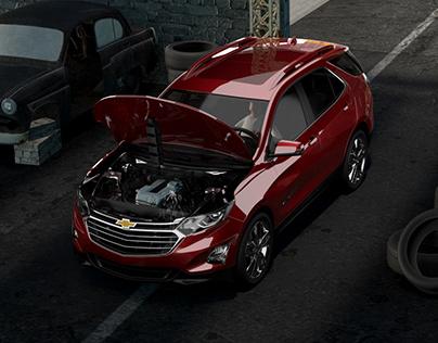 Chevrolet Colisiones
