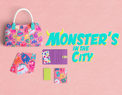 Monster's in the city