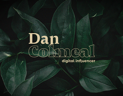 Dan Colmeal - Branding
