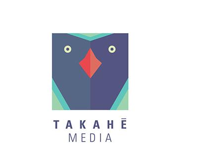 Takahe Media Logo