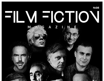 Film Fiction Magazine N35 | Editorial Design